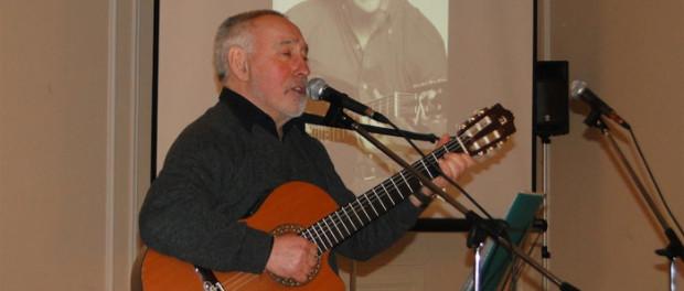 Vzpomínkový večer  na Vladimira Vysockého v RSVK v Praze