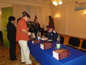 Презентация новой книги «Летопись казачества. Казаки в Центральной Европе» в РЦНК в Праге
