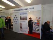 Образовательная выставка «Гаудеамус» в Праге