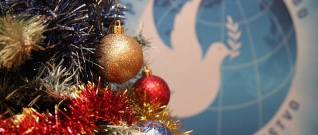 Новогоднее поздравление Руководителя Россотрудничества Константина Косачева
