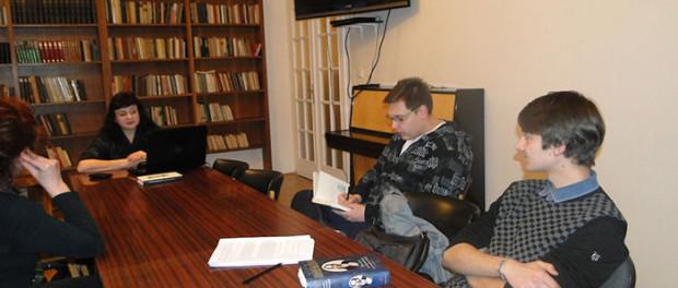 Zasedání členů Evropského kongresu literátů v RSVK v Praze
