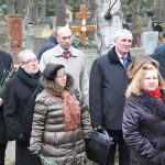 Открытие памятного камня «Павшим воинам интернационалистам и миротворцам» в Праге