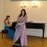 Концерт ко Дню дипломатического работника России в РЦНК в Праге