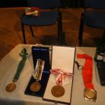 Встреча с чешскими спортсменами в РЦНК в Праге