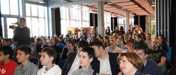 Den ruského jazyka v Hradci Králové