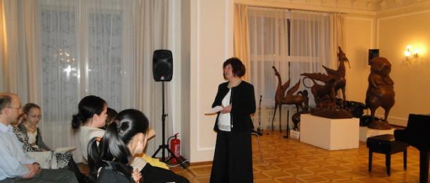 Koncert ruské klavírní hudby v RSVK v Praze