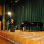 Концерт студентов Пражской государственной консерватории в РЦНК в Праге
