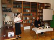Встреча членов Союза русскоязычных писателей в РЦНК