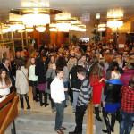 Открытие фестиваля «Пермский период-2» и спектакль Пермского театра «У Моста» в РЦНК в Праге