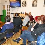 Приложение Заседание литературной студии Европейского конгресса литераторов в РЦНК в Праге