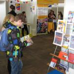 Международная ярмарка языковых школ Lingua Show в Праге