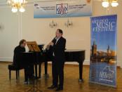 Концерт «Его величество кларнет» в РЦНК