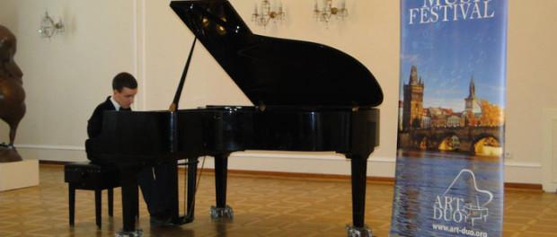 "Koncert ""Jeho veličenstvo klarinet"" v RSVK v Praze"