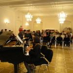 Концерт детской музыкальной студии в РЦНК в Праге