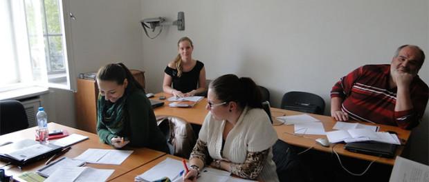 Месячник открытых дверей на курсах русского языка  при РЦНК в Праге