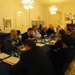 Заседание Деловых советов предпринимателей России и Чехии и бизнес-семинар в РЦНК в Праге