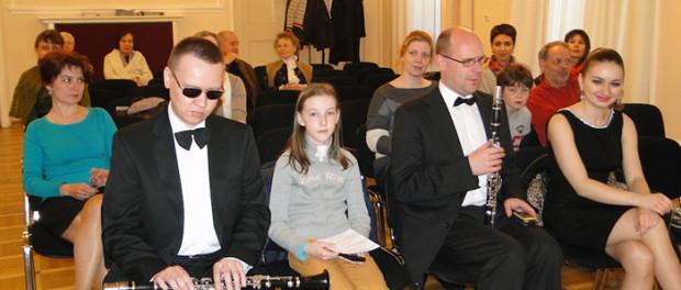 Unikátní koncert  vážné hudby v RSVK v Praze