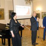 2-ой Международный конкурс вокалистов Vissi D'Arte в Праге
