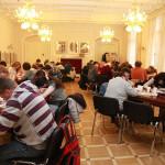 «Тотальный диктант» в РЦНК в Праге