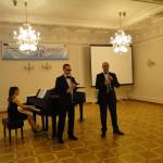 Уникальный концерт классической музыки в РЦНК в Праге