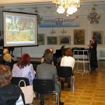Выставка «Под милым небом Родины моей» в РЦНК в Праге
