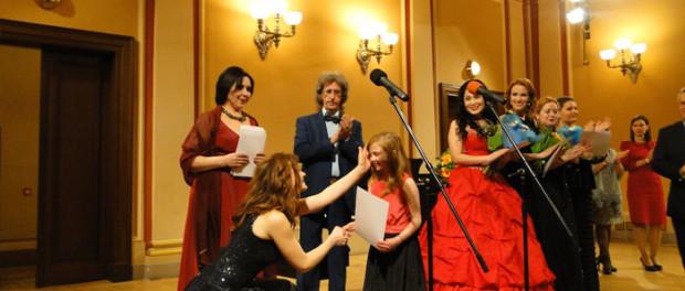 II. mezinárodní pěvecká  soutěž Vissi d´Arte v Praze