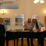 Выставка «Символы небес» в РЦНК в Праге
