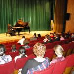 Фортепианный концерт «Музыка без границ» в РЦНК в Праге