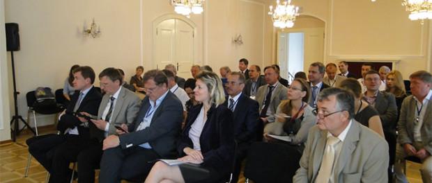 """Mezinárodní konference """"Municipální energie: Teplo. Chytré vedení a investice"""" v RSVK v Praze"""