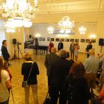 Выставка белорусского фотографа Станислава Карбановича в РЦНК в Праге