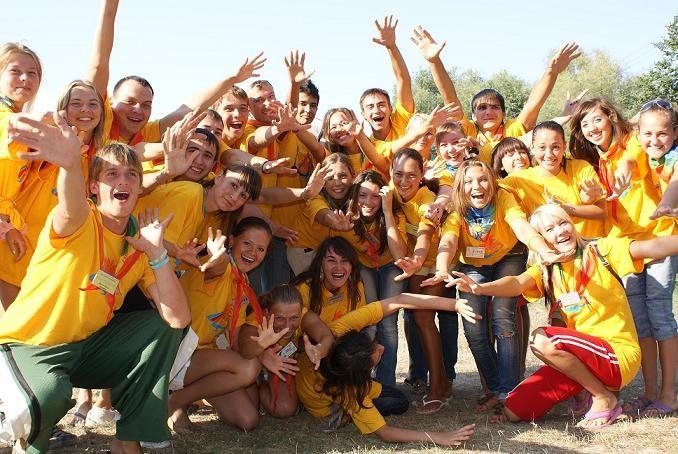 Лагерь проходил с 1 по 10 августа на острове ольхон на озере байкал