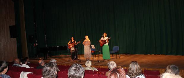 Autorská píseň Běloruska, Ruska a Ukrajiny na scéně RSVK v Praze