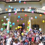 Детский Фестиваль «Полосатый жираф» в РЦНК в Праге