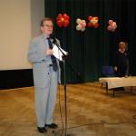 Творческий вечер российского режиссера, актера и писателя Гарника Аразяна в РЦНК в Праге
