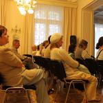 Встреча с чешским путешественником Йиржи Моучкой в РЦНК в Праге