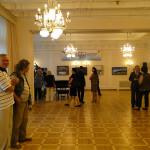 Выставка Наталии Бакович «Портрет города» в РЦНК в Праге