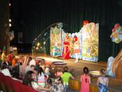 Первый Театр Мыльных пузырей в РЦНК в Праге