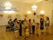 Концерт детской музыкальной студии «Cantabile» в РЦНК в Праге