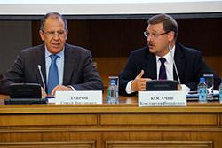 Выступление Министра иностранных дел России С.В.Лаврова на совещании руководителей представительств и представителей Россотрудничества за рубежом, Москва, 9 июля 2014 года