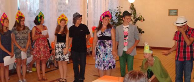 Mezinárodní letní škola ruského jazyka v českém městě Březnice