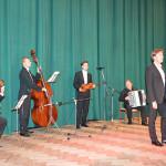 Концерт заслуженного артиста России Олега Погудина в РЦНК в Праге