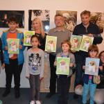 Мастер-класс художника-анималиста Константина Щербакова в РЦНК в Праге