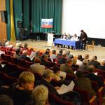 Съезд Чешско-Моравского славянского союза в РЦНК в Праге