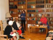 Творческий вечер «Литературные знакомства» в РЦНК в Праге