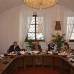 Круглый стол «Истоки современного фашизма в Европе» в Парламенте Чехии