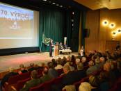 Вечер, посвященный 70-летию Карпатско-Дуклинской операции в РЦНК в Праге