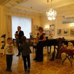 Концерт «Путешествие в мир сказок» в РЦНК в Праге