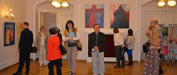 Выставка «Краски Урала» в РЦНК в Праге