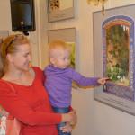 Выставка «Сказочный мир Елены Дмитриевны Поленовой» в РЦНК в Праге