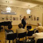 Презентация новой книги Виктора Казакова «Сметая архивную пыль» в РЦНК в Праге